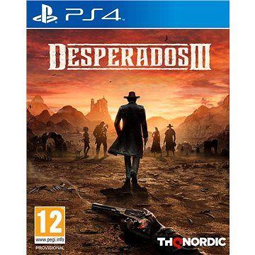 Desperados 3(PS4) [Alza]
