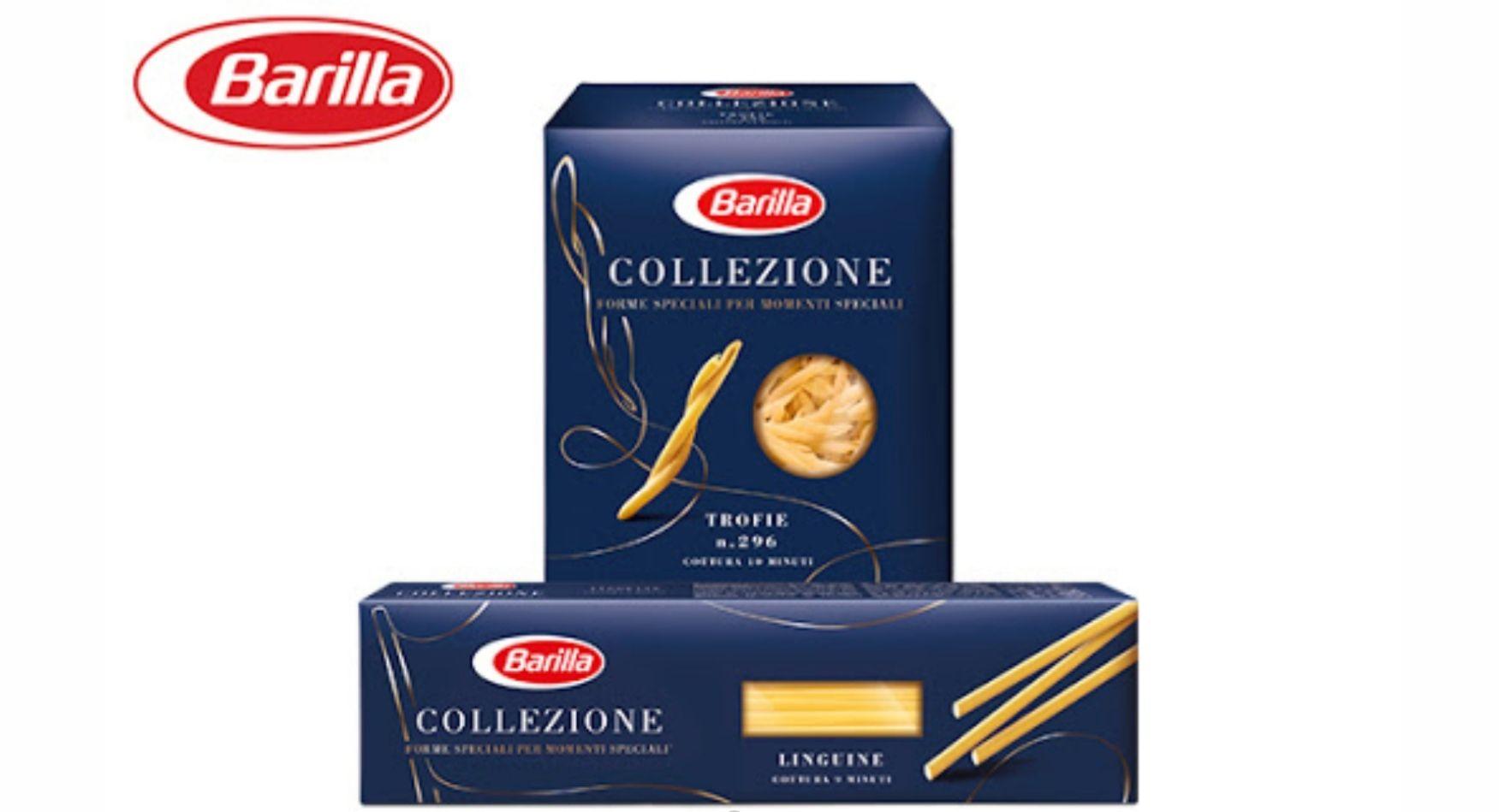 [Kaufland & Rewe] Barilla Collezione Pasta Nudeln durch Scondoo Cashback für effektiv 0,99€ | regional sogar für effektiv 0,61€ | ab 20.05.