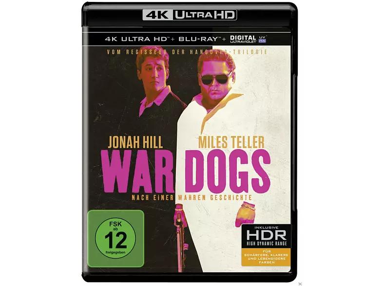 Abholung Saturn: War Dogs [4K UHD + Blu-ray] für 11,99€ (14,98€ bei Lieferung)
