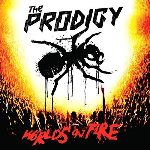 (prime) The Prodigy World's on Fire (Live at Milton Keynes Bowl) 2020 [Vinyl LP]