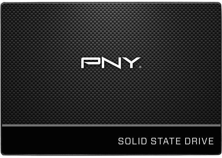 """PNY CS900 960GB interne SSD (2.5"""", 3D NAND TLC, 535 MB/s, SATA III)"""
