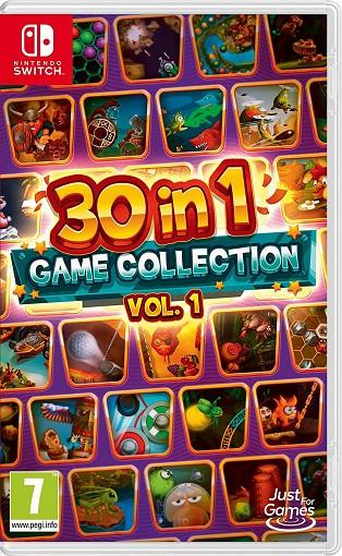30-in-1 Game Collection Vol. 1 für Nintendo Switch (PEGI)