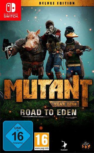 Mutant Year Zero: Road to Eden - Deluxe Edition für Nintendo Switch [Abholung Saturn]