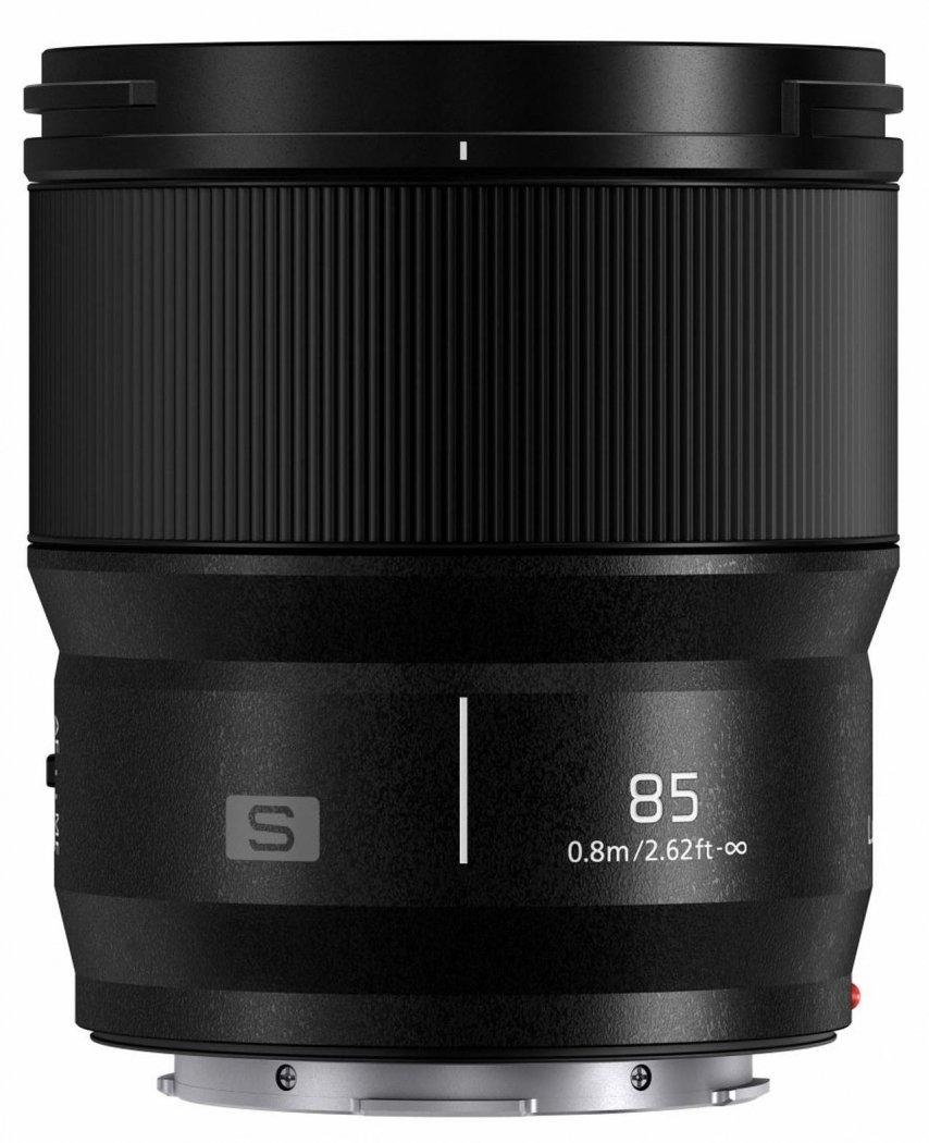 Panasonic Lumix S 85mm f1.8 L-Mount Objektiv für € 532,-