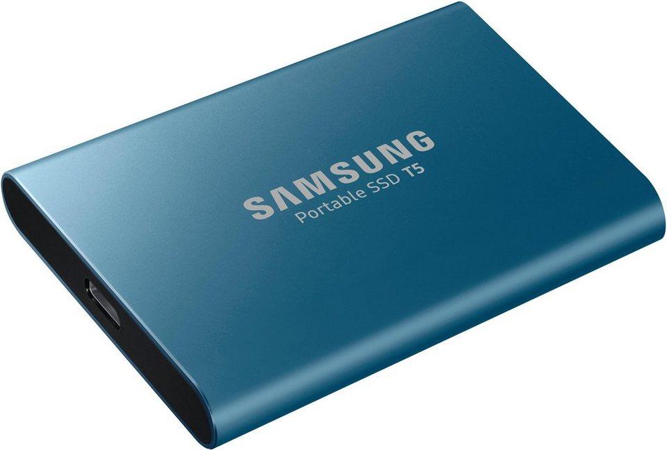 [Otto] Samsung externe SSD T5 500 GB