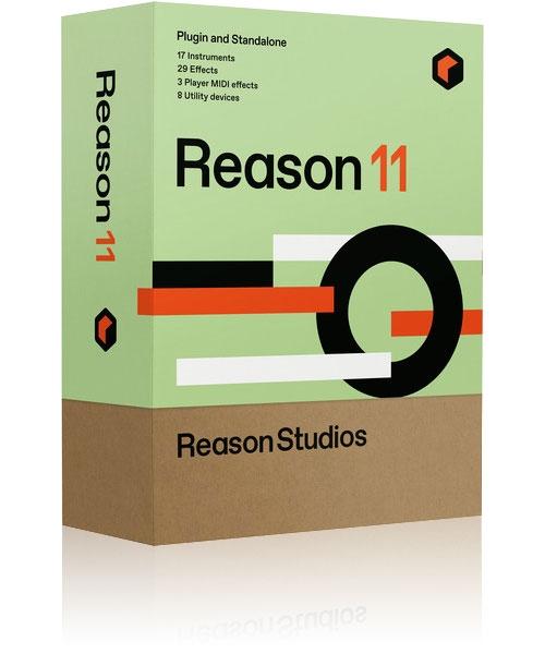 Reason 11 Upgrade inclusive kostenlosem Upgrade auf 12