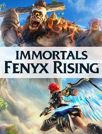 Ubisoft Legendary Sale (PC Uplay): Immortals Fenyx Rising - 24€ | Watch Dogs: Legion - 24€ | Far Cry 3 - 2,40€ | FC4 - 4,80€ | FC5 - 7,20€