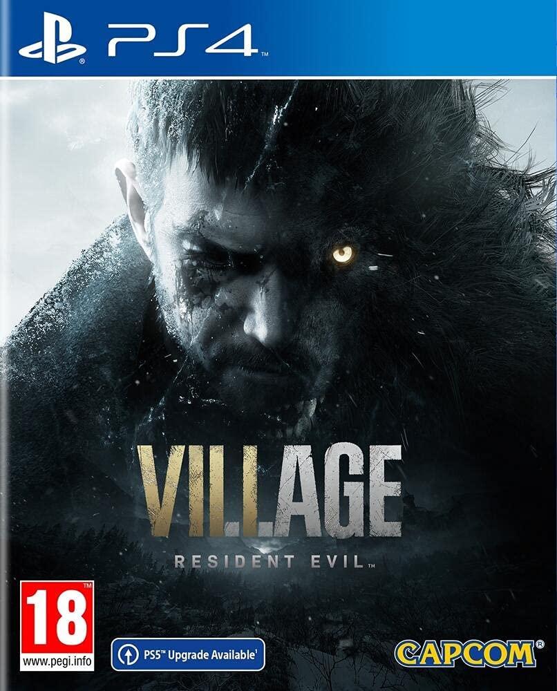 Resident Evil 8 Village (PS4 inkl. PS5 Upgrade) für 44,68€ (Amazon FR/personalisiert)