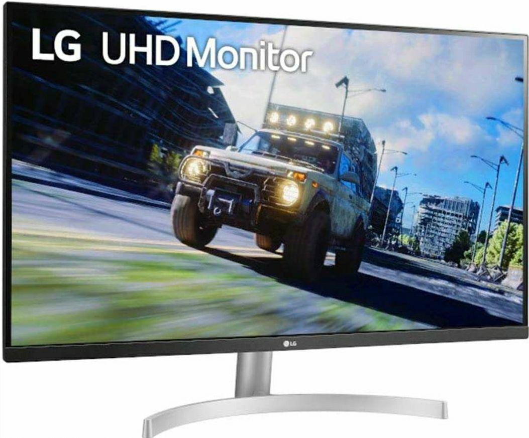 (personalisiert) LG Ultrafine 32UN500 32-Zoll-UHD-4K-Monitor 3840 x 2160, 60 Hz, VA, HDMI 2.0