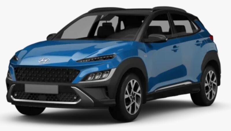 (Privatleasing) Kein BAFA: Hyundai Kona 1.0 T-GDI 48V-Hybrid Select iMT für 99€ im Monat (eff. 165€), LF 0,44, GF 0,73, 12 Monate / 10tkm