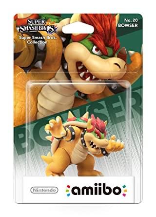 [Prime] Amiibo Smash Bowser für 12€ / Smash Peach für 11,06€
