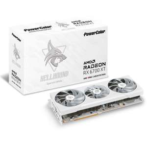 PowerColor Radeon RX 6700 XT Hellhound Spectral White Special Edition (Retail)