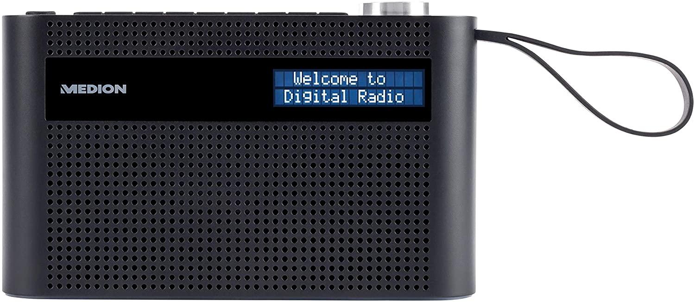 MEDION P66007 tragbares DAB+ Radio