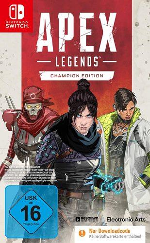 Apex Legends Champion Edition für Nintendo Switch (Code in der Box)