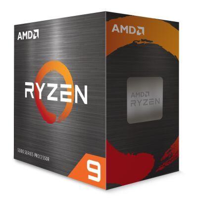 AMD Ryzen 9 5900X CPU Tray Prozessor 3,7 GHz Boost-Takt: bis zu 4,8 GHz