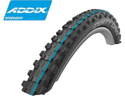 "Schwalbe Dirty Dan Addix Speedgrip LiteSkin - 29"" MTB-Reifen (29 x 2,0 - 50-622)"