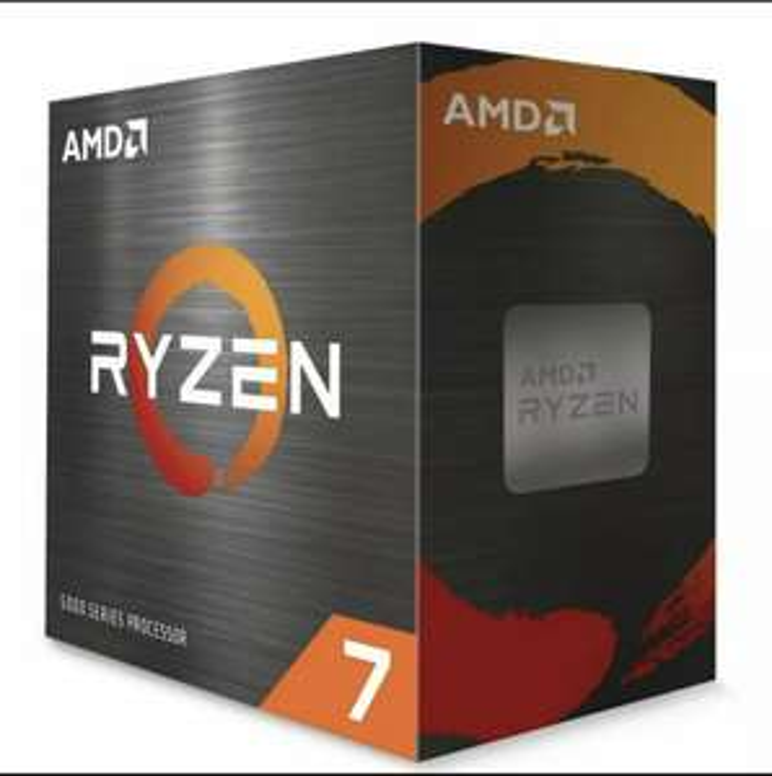 AMD Ryzen 7 5800X Boxed Prozessor, 8C/16T 3,8GHz-4,7GHz (Ausstellungsstück)