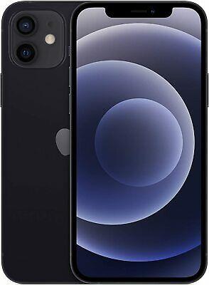 Apple iPhone 12 mini - 64GB - Schwarz (Ohne Simlock) (differenzbesteuert)