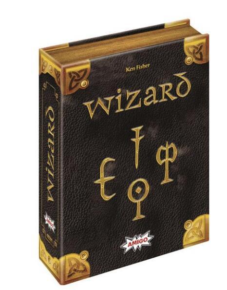 Spiele im Sale + versandkostenfrei bei [bol.de], z.B.: Wizard 25-Jahre-Edition // normales Wizard 5,27€