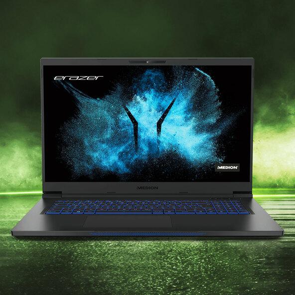 Medion Erazer Beast X25 (ME 63805) Gaming Notebook RTX3080 2TB SSD