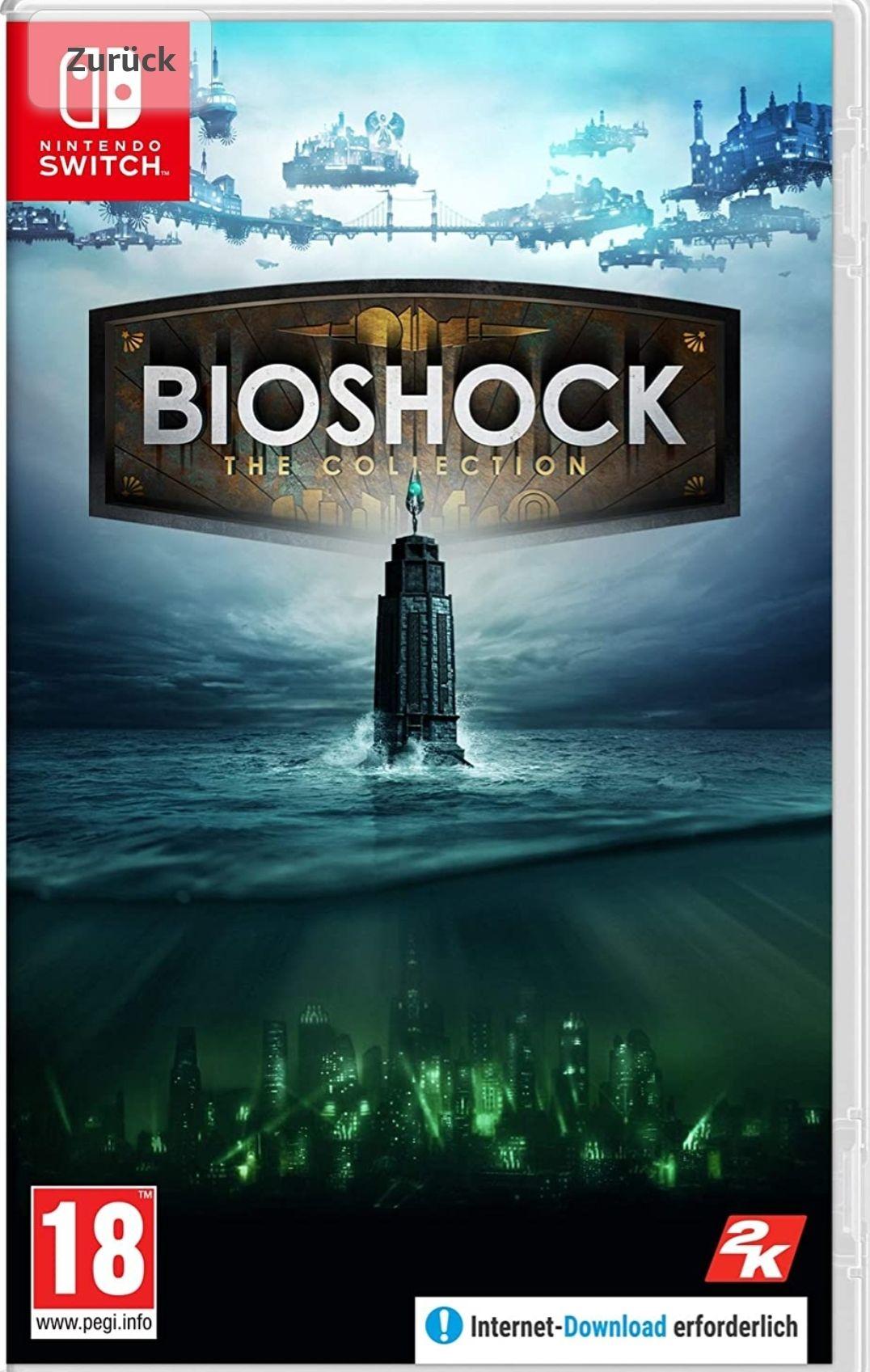 (Amazon Prime)BioShock Collection - [Nintendo Switch][AT-PEGI]
