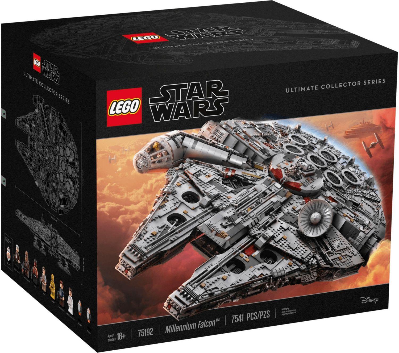 LEGO 75192 Star Wars Millenium Falcon Ultimate Collector Series inkl. Expressversand