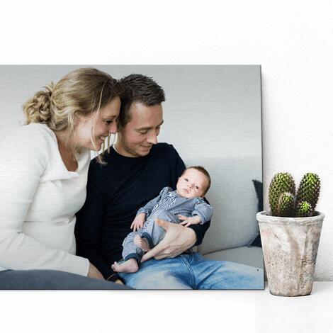 [Lieblingsfoto] Foto auf Aluminium - z.B 70x50 cm für 14,69€ zzgl. einmalig 5,99 Versand