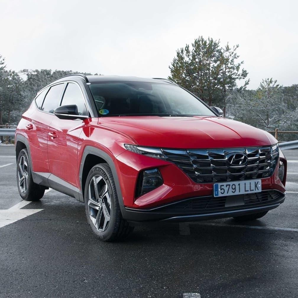 [Gewerbeleasing] Hyundai Tucson 1.6 T-GDI + Trend-Paket (265 PS) mtl. 92,09€ + 839,5€ ÜF (eff. 127,07€), LF 0,24, GF 0,33, 24 Monate, BAFA