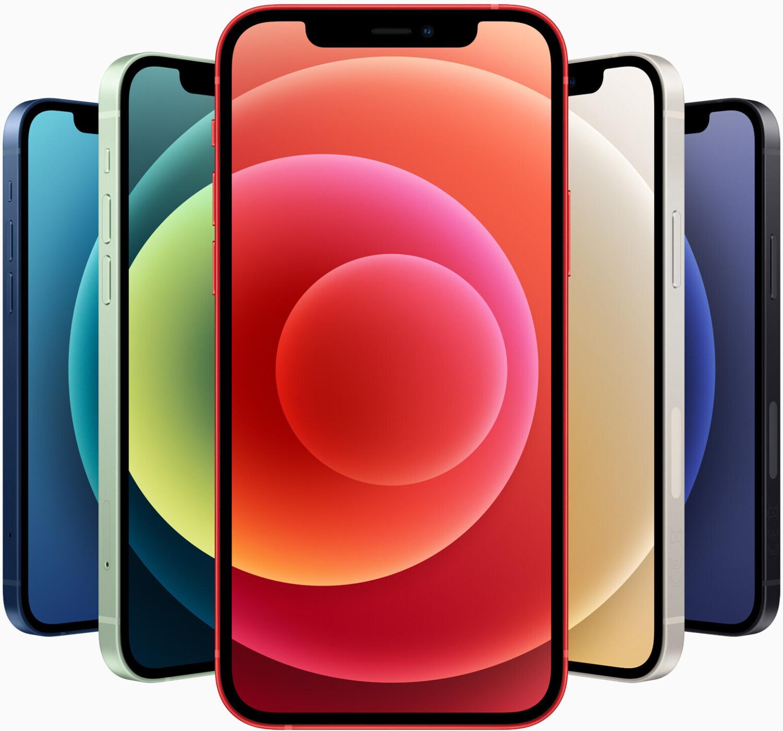 Apple iPhone 12 MINI - 64GB - Alle Farben (außer violett) (Ohne Simlock) NEU OVP MGDX3ZD/A EU
