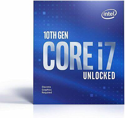 Intel Core i7 10700KF - 3.8 GHz - 8 Kerne - 16 Threads