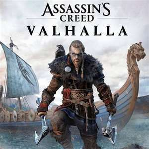 [PC] Assassin's Creed Valhalla Standard Edition with DE audio & text (EPIC / BR - VPN)