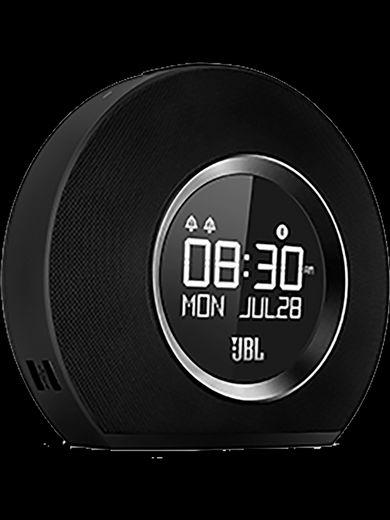 JBL Horizon Schwarz Bluetooth Wecker/Lautsprecher [Mobilcom Debitel]