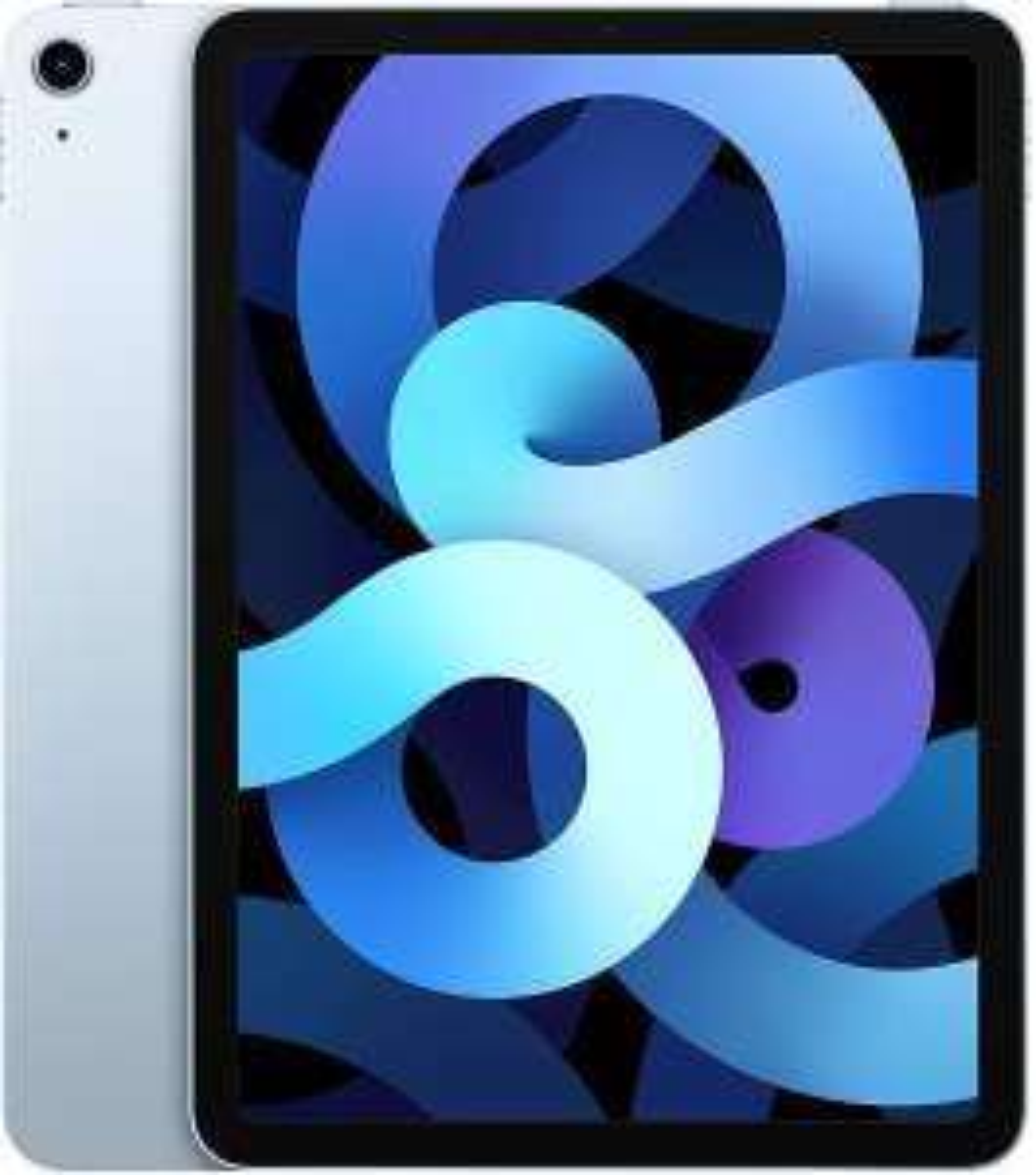 Apple iPad Air 2020 (4. Generation) 64GB WiFi Sky Blue [Electronis über Check24]
