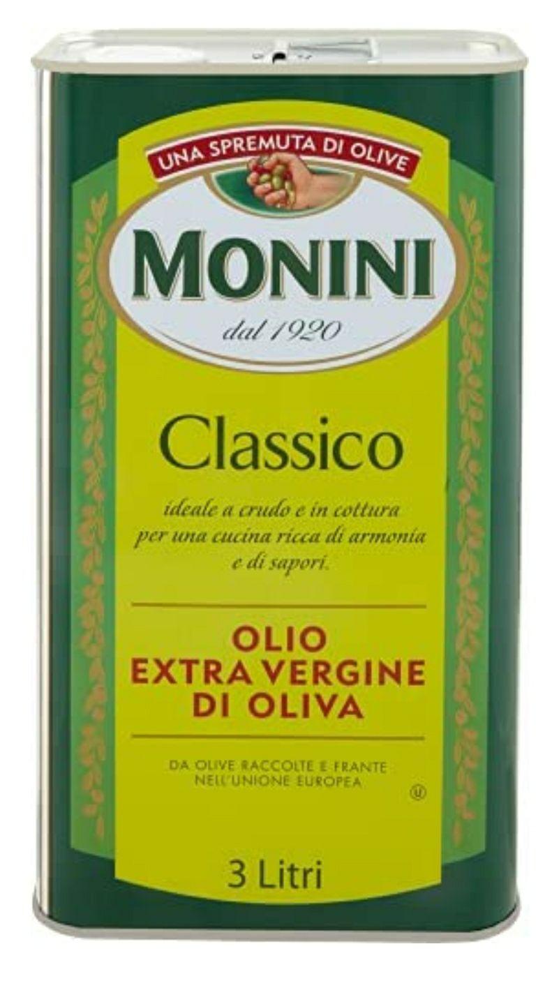 Monini Natives Olivenöl Extra Monini Classico Format 3 Liter Dose - 3000 ml