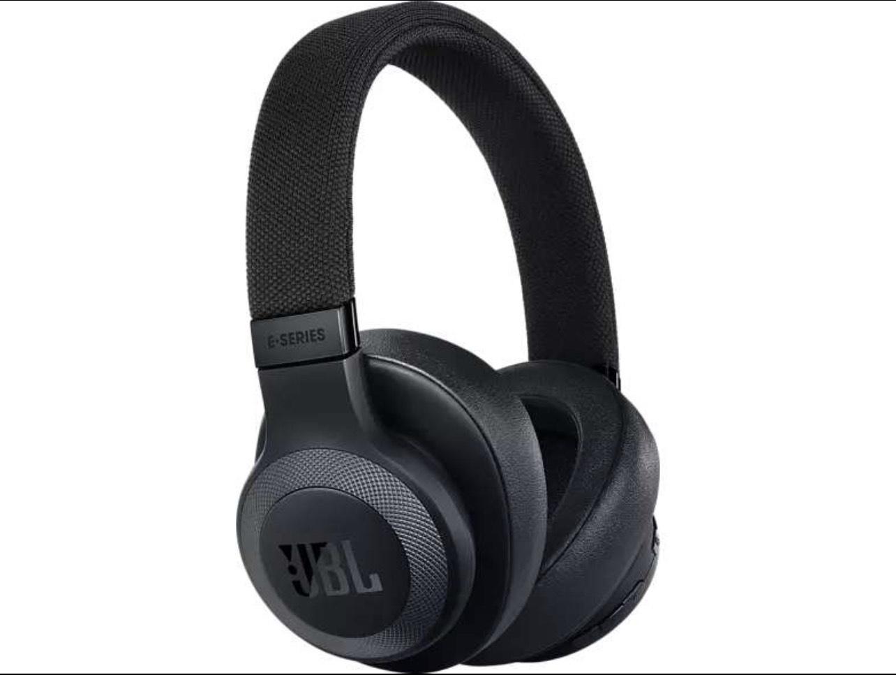 JBL E65BTNC - Over Ear Bluetooth Kopfhörer – ANC mit JBL Signature Sound