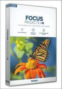 FOCUS Projects 4[for PC & Mac]