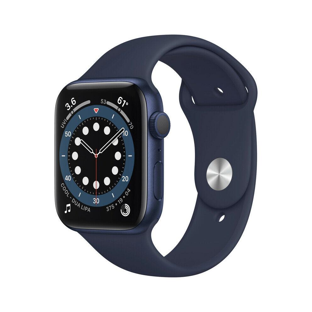 Apple Watch 6 Wifi 44m Marineblau