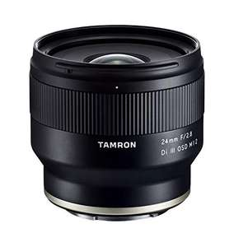 [Vorbestellung] Tamron 24mm F/2.8 Di III OSD M 1:2 - Objektiv für Sony E-Mount
