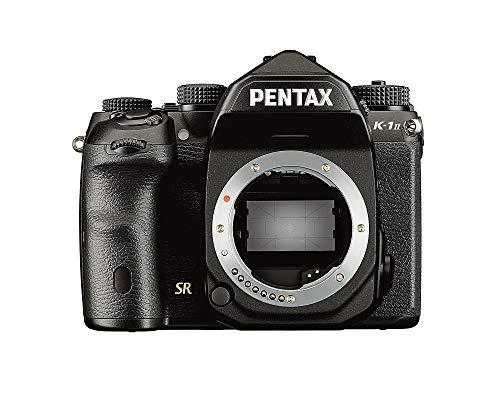 Pentax K-1 II Digitale Vollformat-SLR-Kamera mit HD FA 35 mm F2-Objektiv