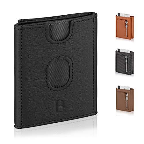 [Amazon] Kleines Kartenetui mit RFID-Blocker und Münzfach