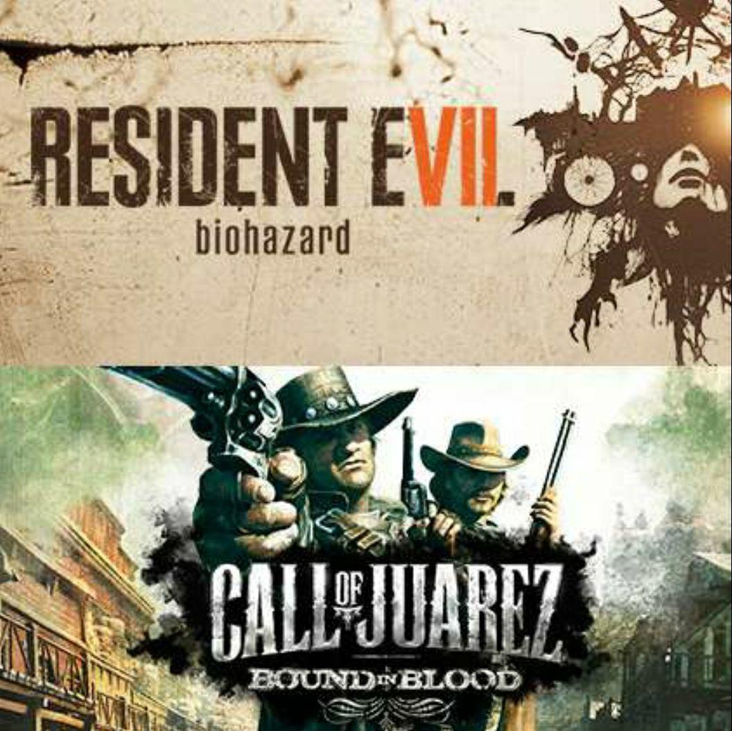 Sammeldeal: Call of Juarez gratis ab 2€ - z.B. Resident Evil 7 + Call of Juarez Bound in Blood (Steam) für 4.44€ (Gamesplanet)