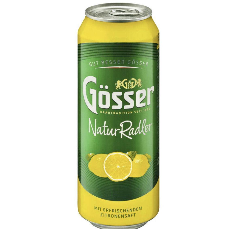 Gösser Radler / Radler Alkoholfrei Kaufland Rastatt