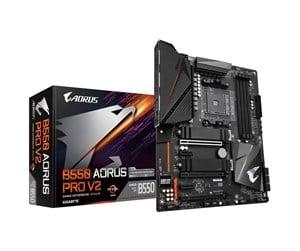 Gigabyte B550 Aorus Pro V2 Mainboard - AMD AM4 - ATX +20€ Cashback