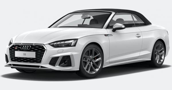 Privatleasing: Audi S5 Cabriolet, 575€ brutto (Ohne Anzahlung für 48 Monate und 10000km pro Jahr): LF 0,81