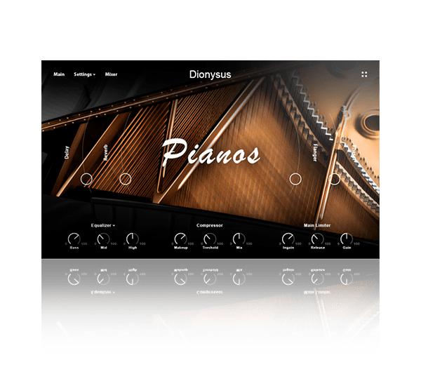[VST/Samples] DIONYSUS Acoustic Piano für Kontakt