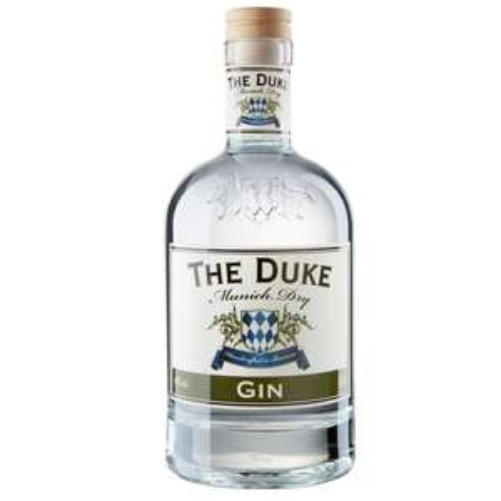 GQ Miniabo + THE DUKE Gin