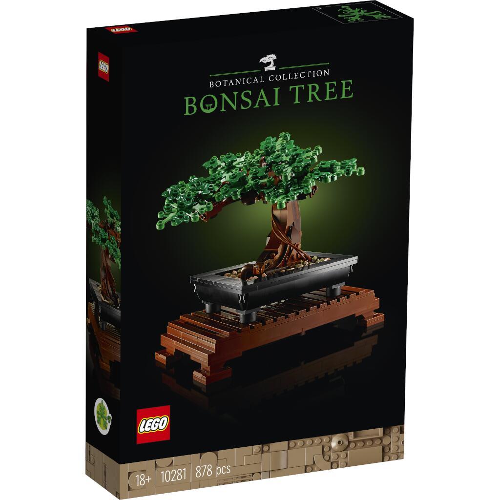 Lego Creator 10281 Bonsai Baum
