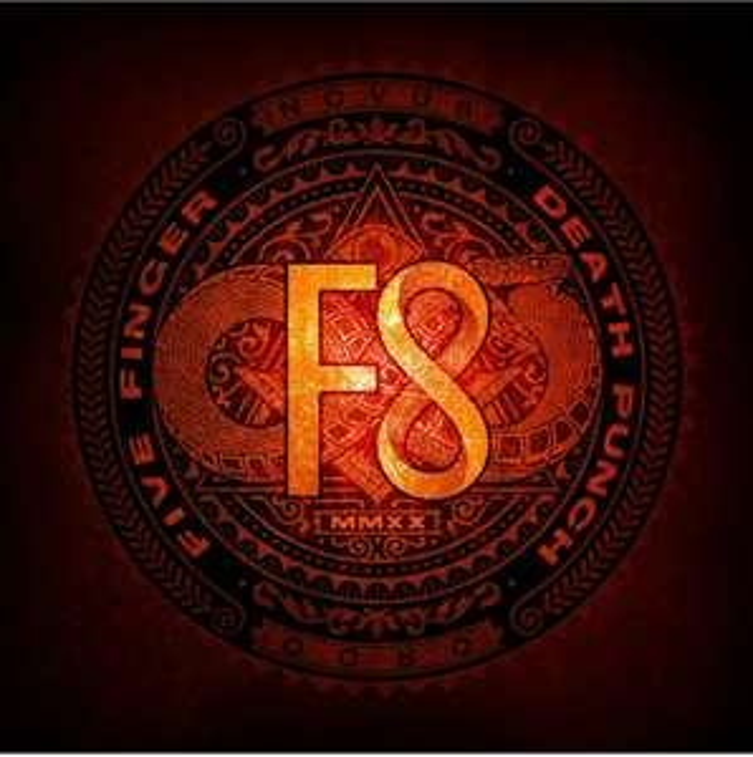 Five Finger Death Punch - F8 (Doppel Vinyl LP)