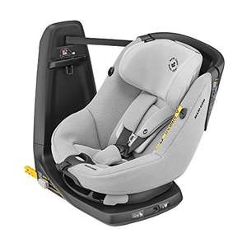 [mit Coupon] Maxi-Cosi AxissFix Autositz Authentic Grey, Grau 360° drehbarer Kindersitz mit ISOFIX (mit Amazon Prime sogar 189€ möglich)