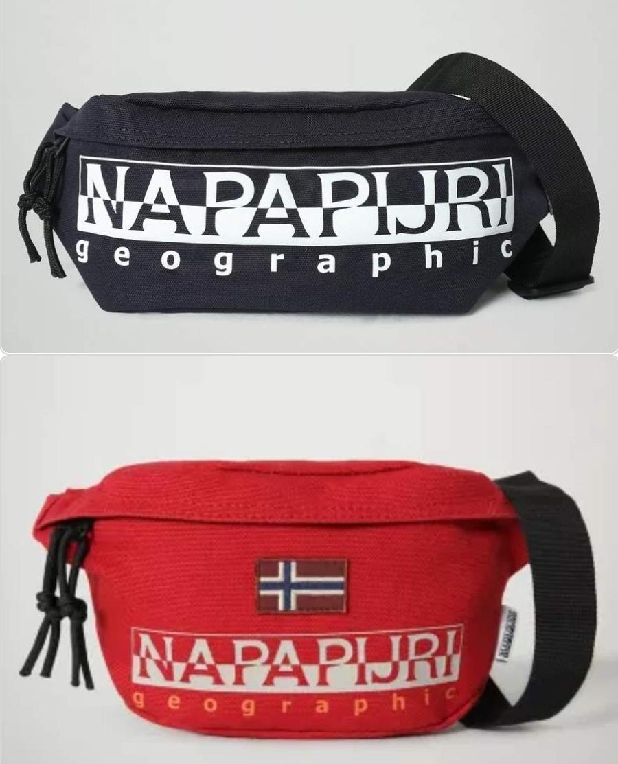 Napapijri Hip bag Now 19.50 € plus further 10% off with newsletter sign up Free delivery @ Napapijri